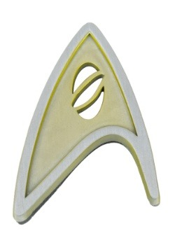 Star Trek Science Insignia Badge