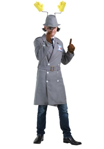 Inspector Gadget Plus Size Costume for Men