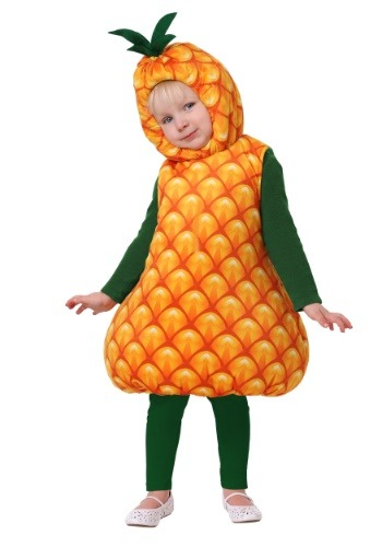 Infant/Toddler Bubble Pineapple Costume