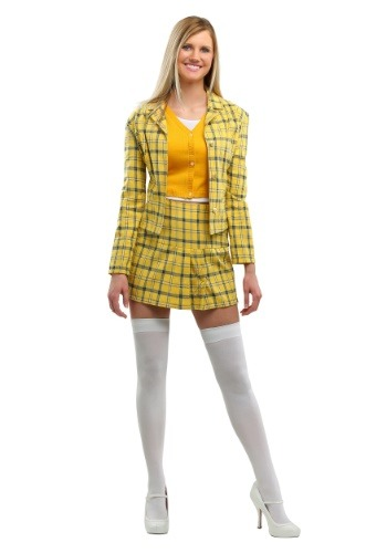 Clueless Cher Plus Size Costume for Women 1X 2X 3X