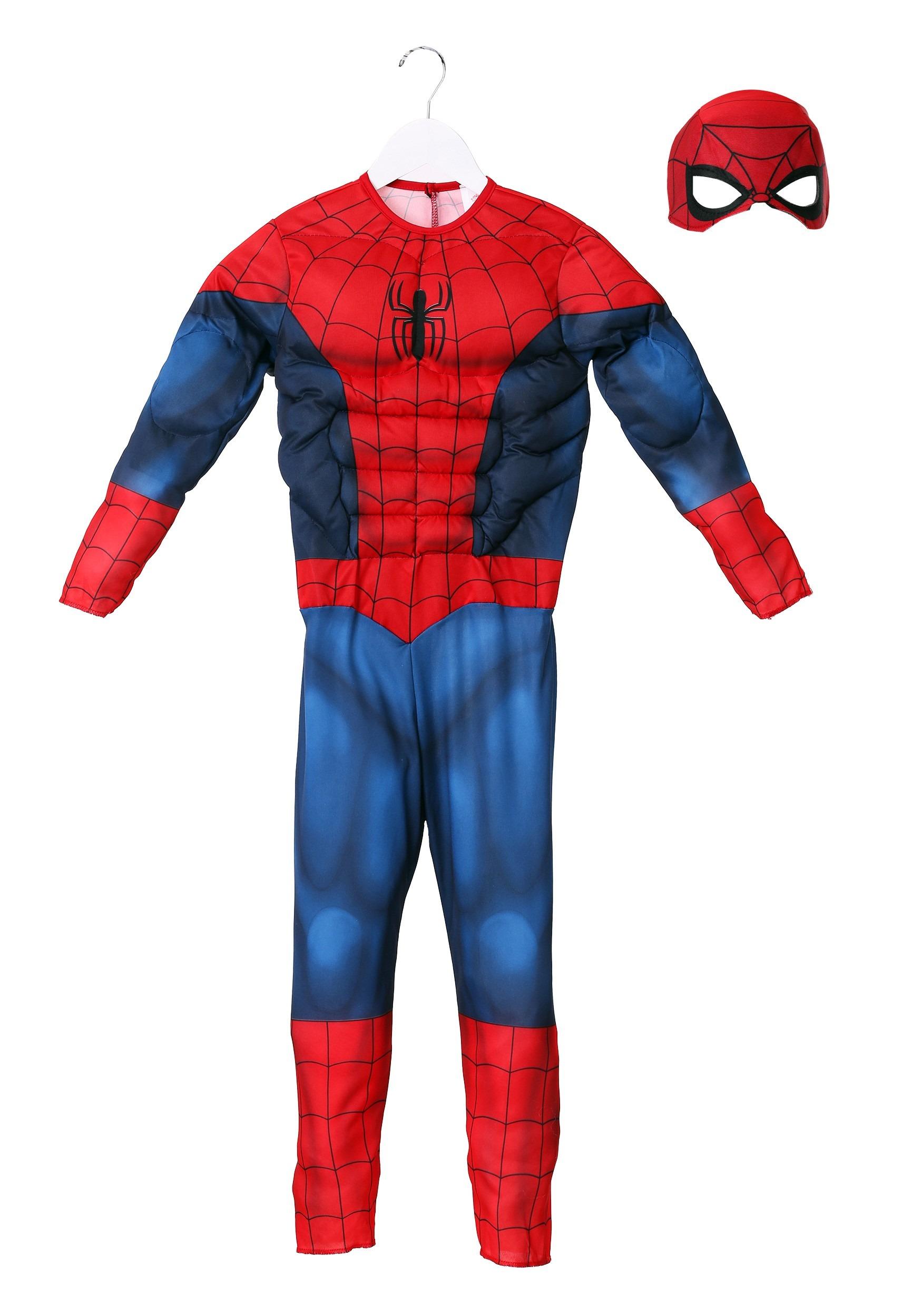 08356a840d02 Marvel Spider-Man Toddler Costume