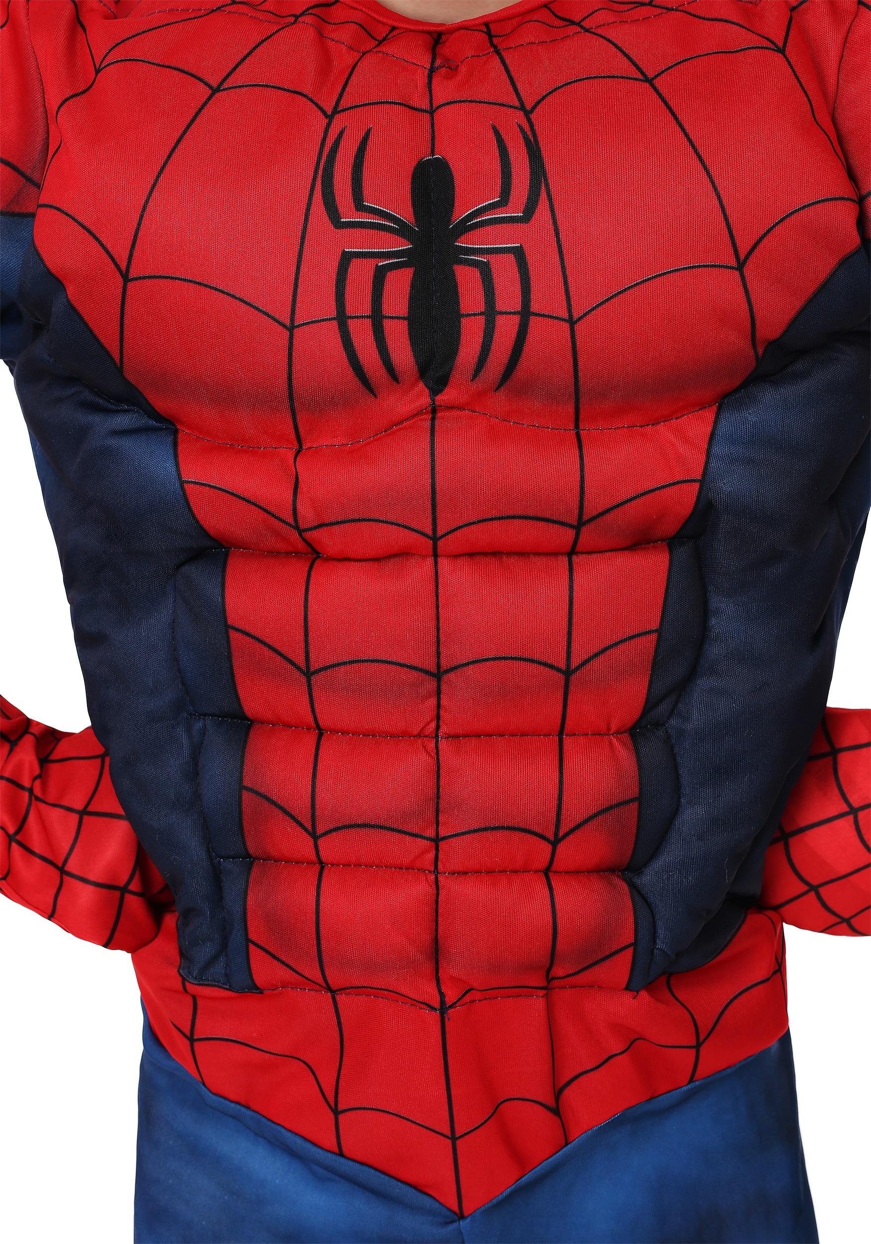 ... Marvel Spider Man Toddler Costume3 ...