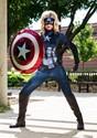 Marvel Captain America Women's Costume alt8