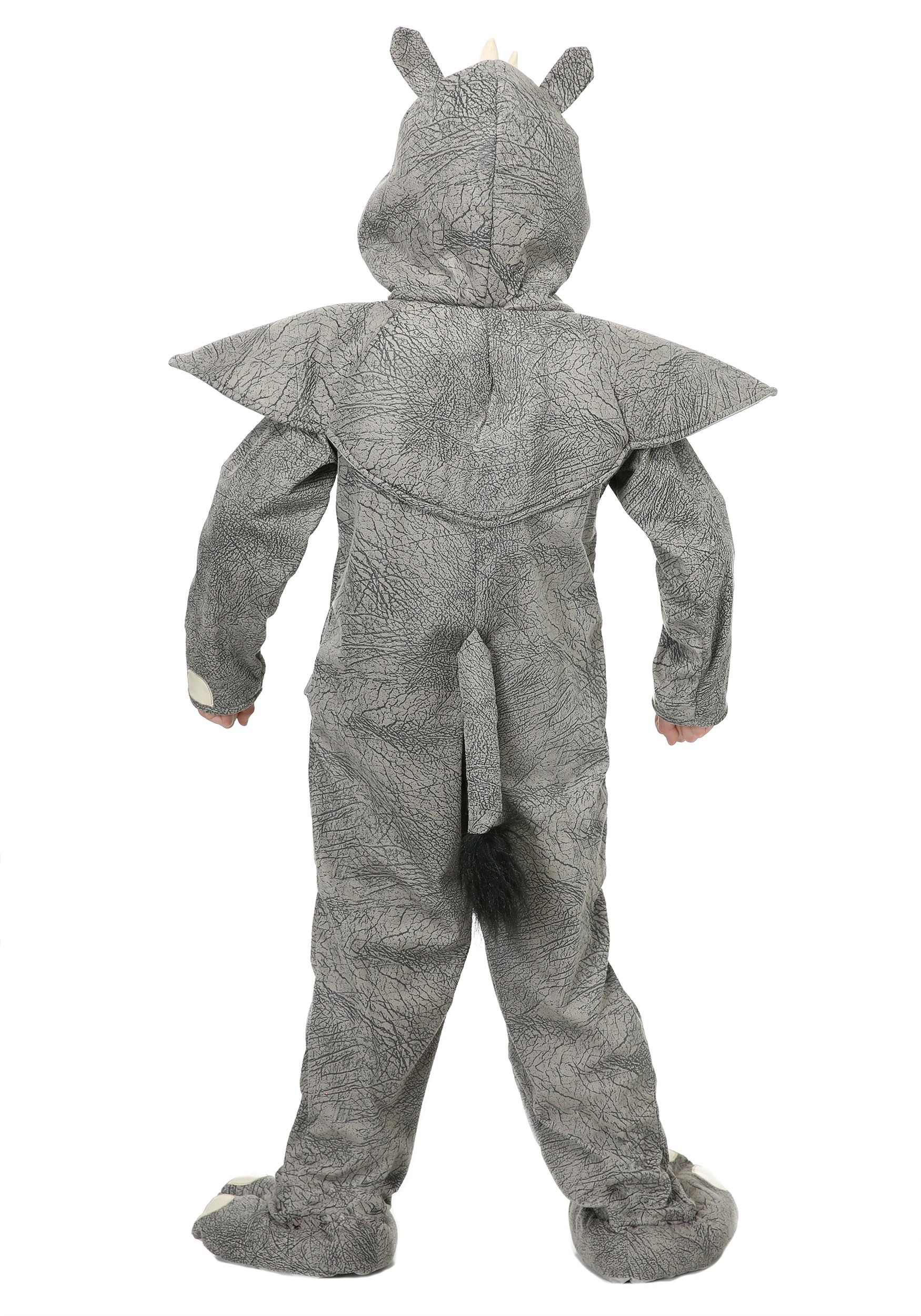rhino costume for kids