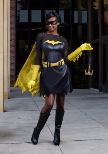 DC Deluxe Batgirl Women's Costume
