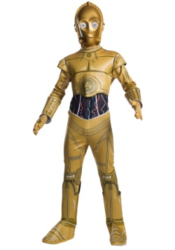Star Wars Child C-3PO Costume