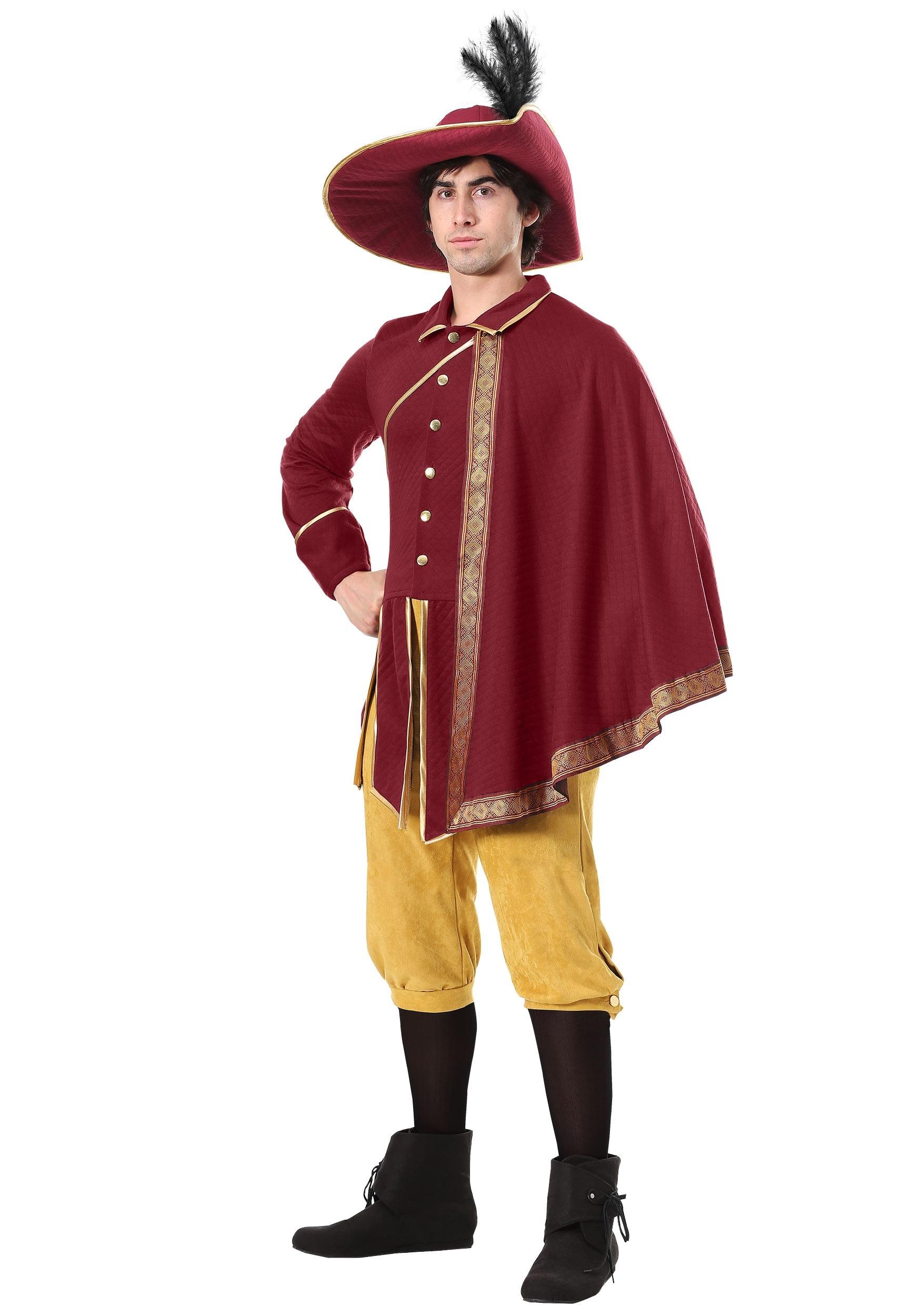 Men/'s Noble Man Costume