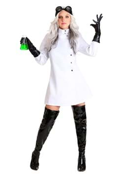 Women's Mad Scientist Costume update