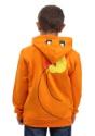 Pokemon Charmander Kids Costume Hoodie