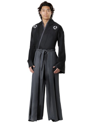 Mens Classic Kimono Set Costume