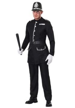 Men's British Bobby Costume