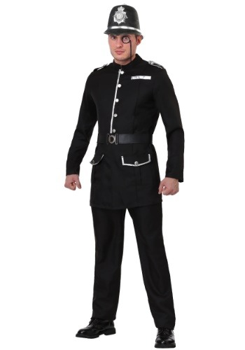 British Bobby Mens Costume
