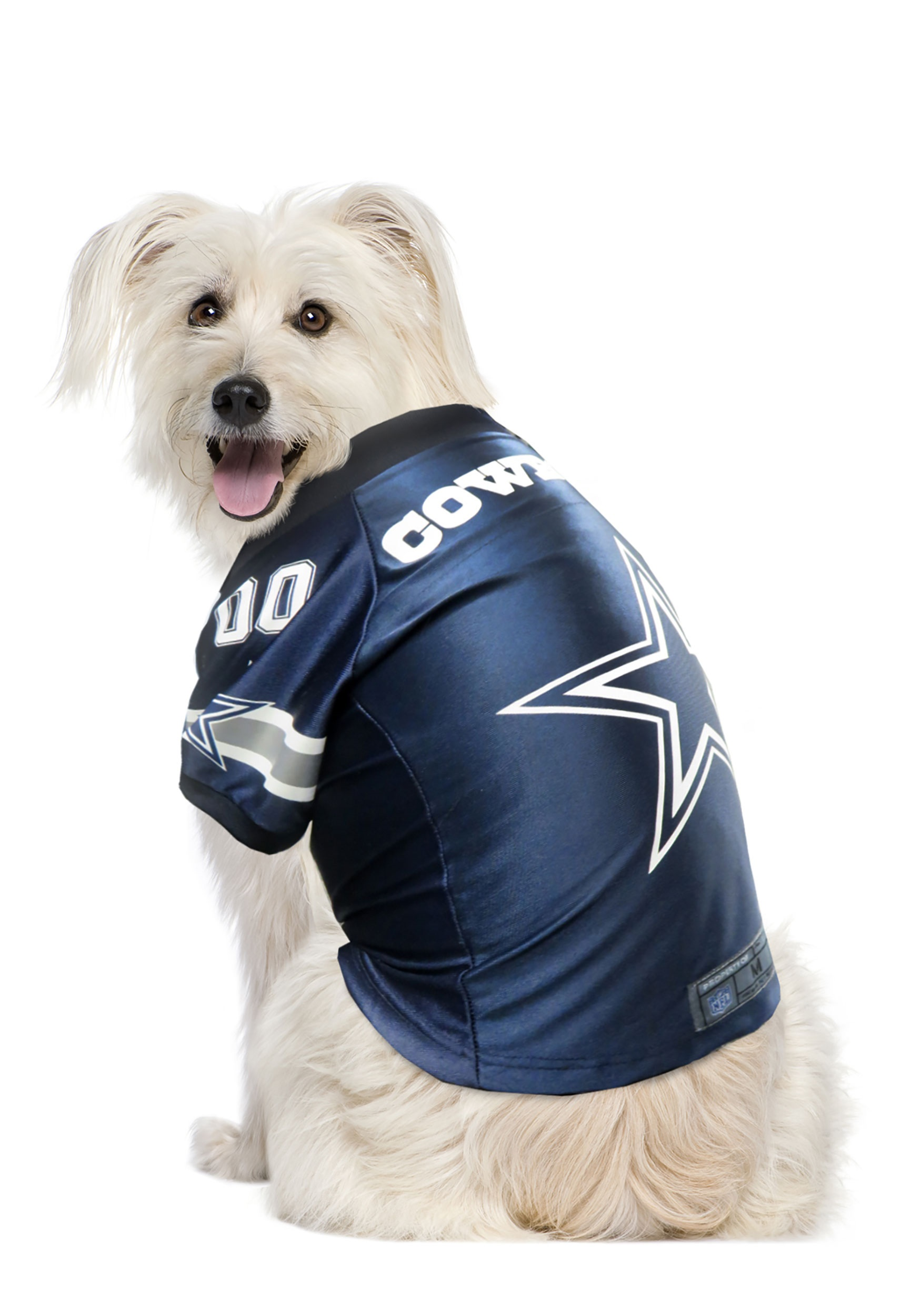 NFL Dallas Cowboys Premium Jersey for Pets 625e050a0