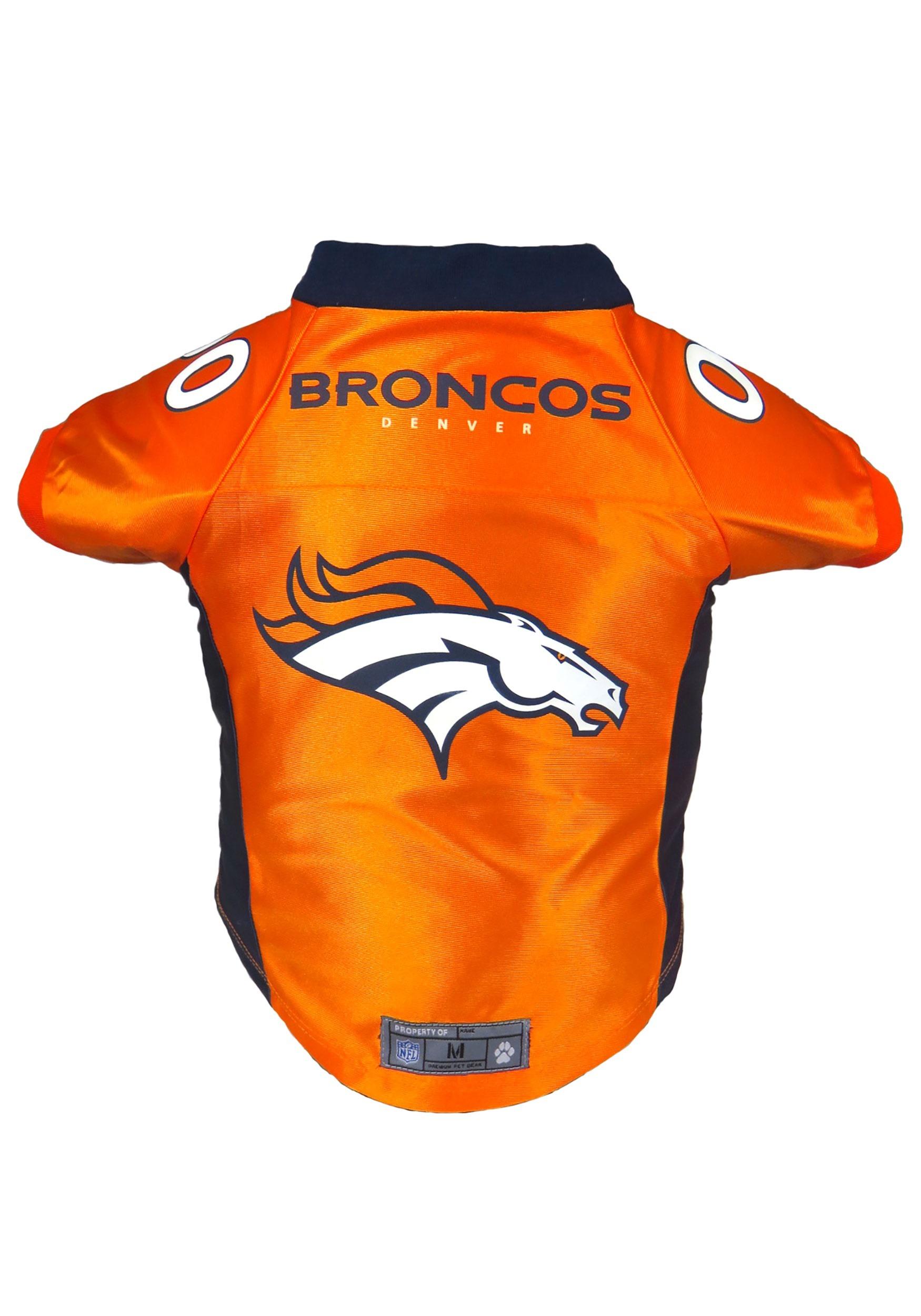 b362afcfb NFL Denver Broncos Premium Pet Jersey NFL Denver Broncos Premium Pet Jersey  ...