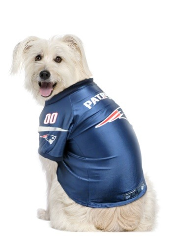 Image of NFL New England Patriots Pet Premium Jersey