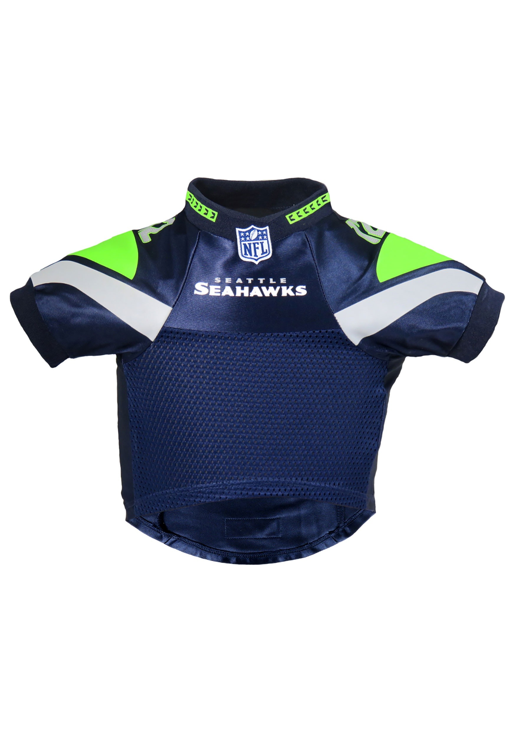 828f1ce0925 ... Seattle Seahawks Pet Premium Jersey