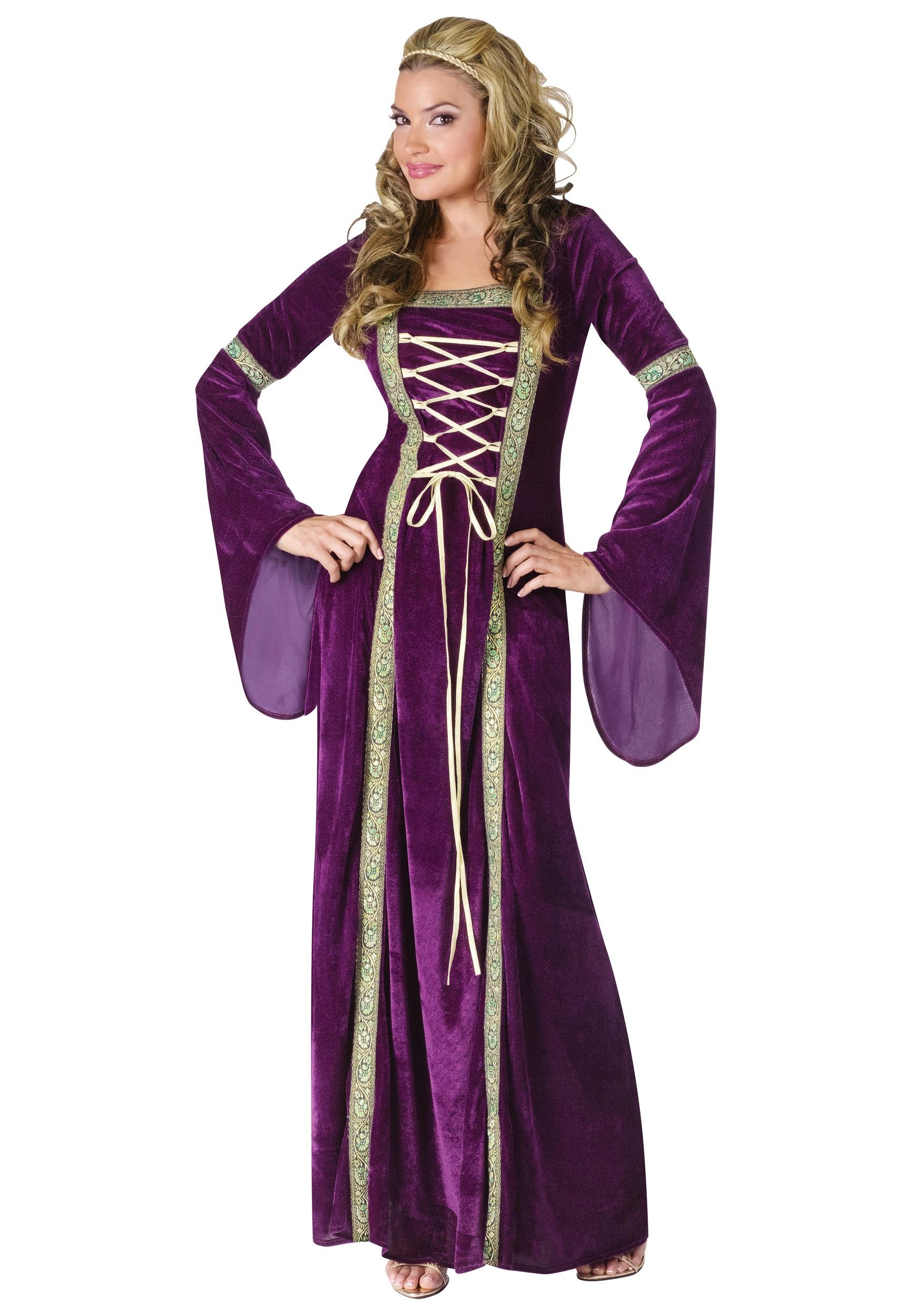 sc 1 st  Halloween Costumes & Renaissance Lady Costume