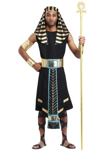 Men's Dark Pharaoh Plus Size Costume