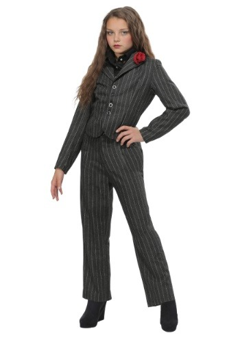 Click Here to buy Gangster Girls Costume from HalloweenCostumes, USA Funds & Shipping