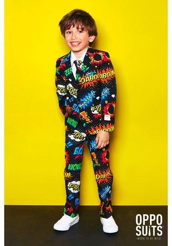 Opposuit Badaboom Boys Suit