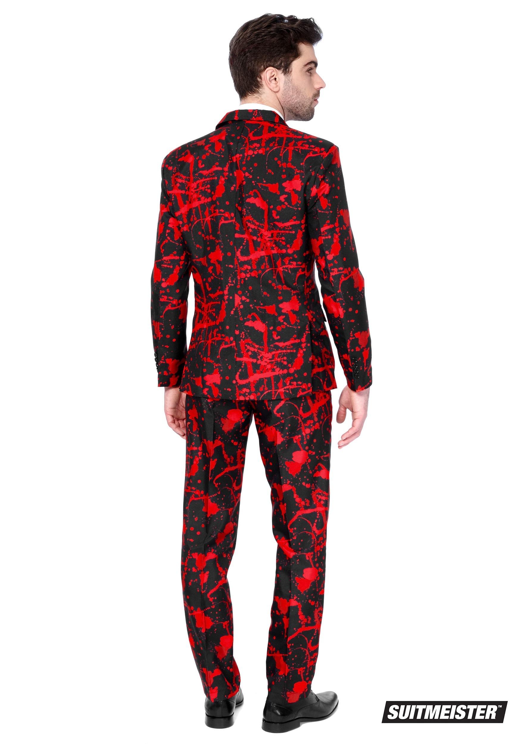 20778d917ceb Halloween Blood Mens Suitmiester Suit Halloween Blood Mens Suitmiester Suit