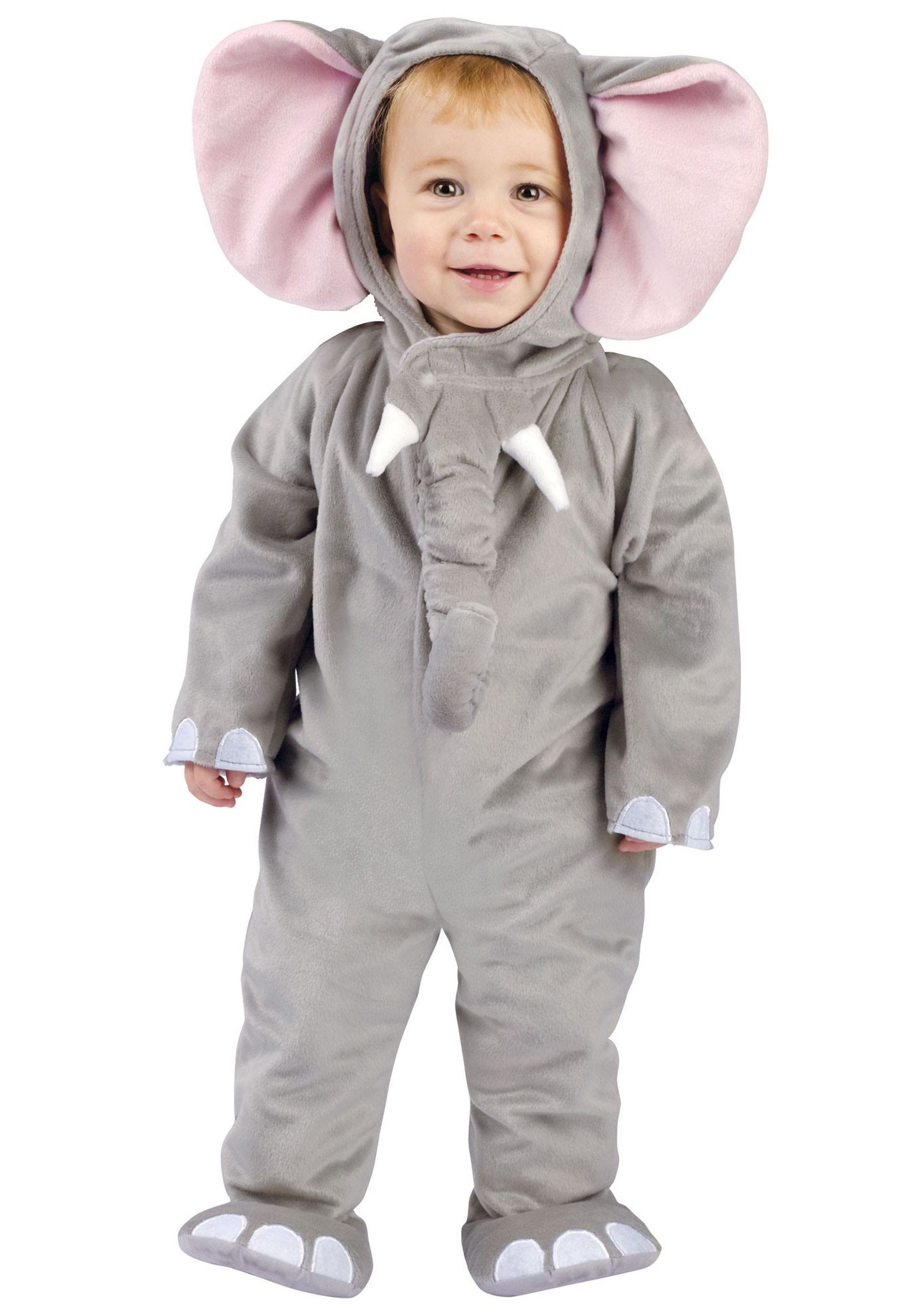 Lil/' Elephant Elite Collection Infant Toddler Costume Dumbo Jungle Theme Party