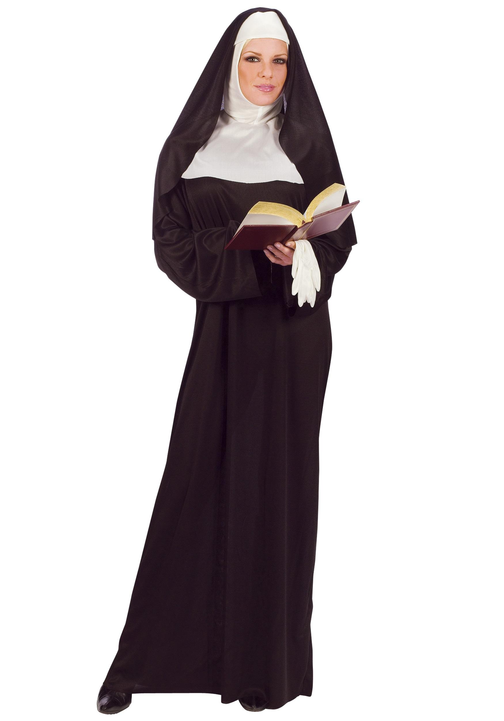 Nun Priest And Religious Halloween Costumes