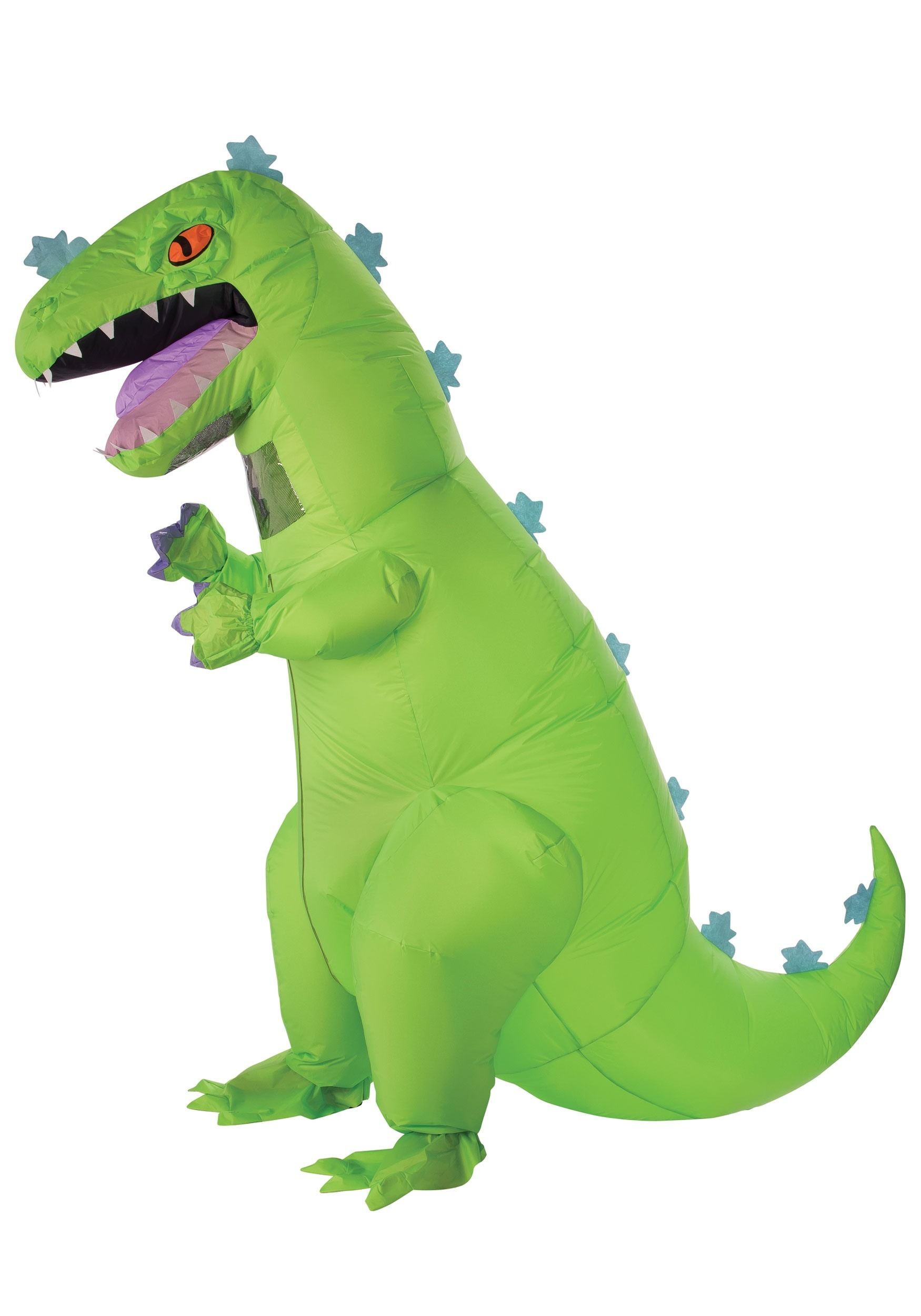 Dinosaur costumes kids toddler dinosaur halloween costume inflatable adult rugrats reptar costume 7999 child dinosaur costume solutioingenieria Choice Image