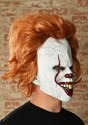 IT Movie Pennywise Deluxe Adult Mask alt 1