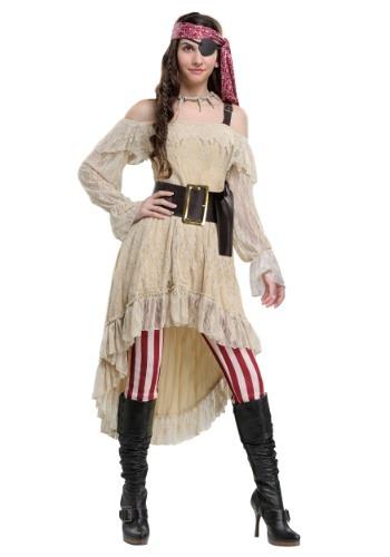 Swashbucklin Sweetie Plus Size Costume for Women 1X 2X