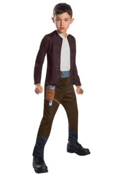 Star Wars The Last Jedi Classic Poe Child Costume