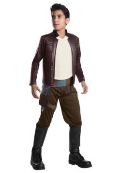 Star Wars The Last Jedi Deluxe Poe Dameron Child Costume
