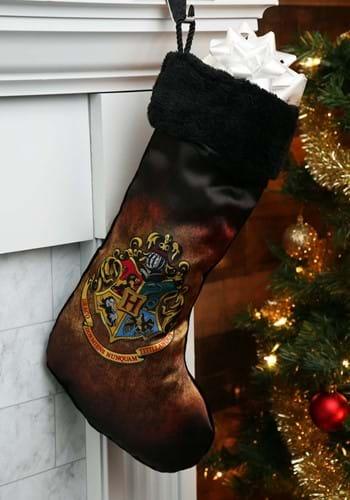 Christmas Stocking Harry Potter Hogwarts Crest-update