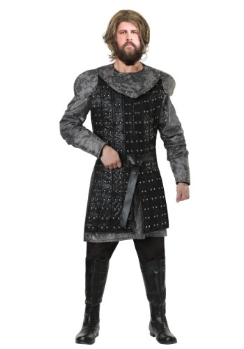 Wolf Warrior Costume for Plus Size Men 2X 3X XXL XXXL