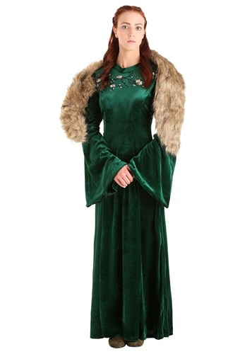 Women's Plus Size Wolf Princess Costume update2