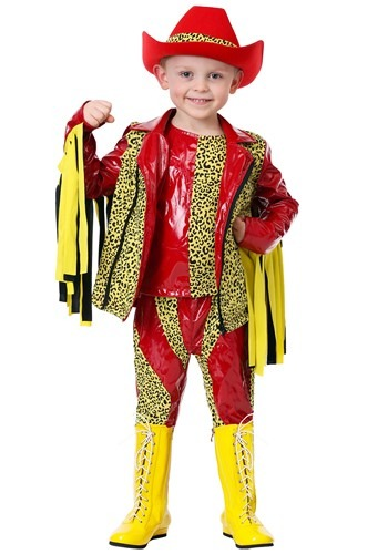 Click Here to buy Macho Man Randy Savage Toddler Costume from HalloweenCostumes, CDN Funds