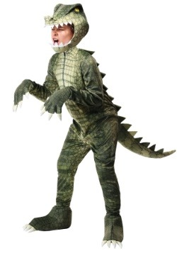 Dangerous Alligator Costume for Children