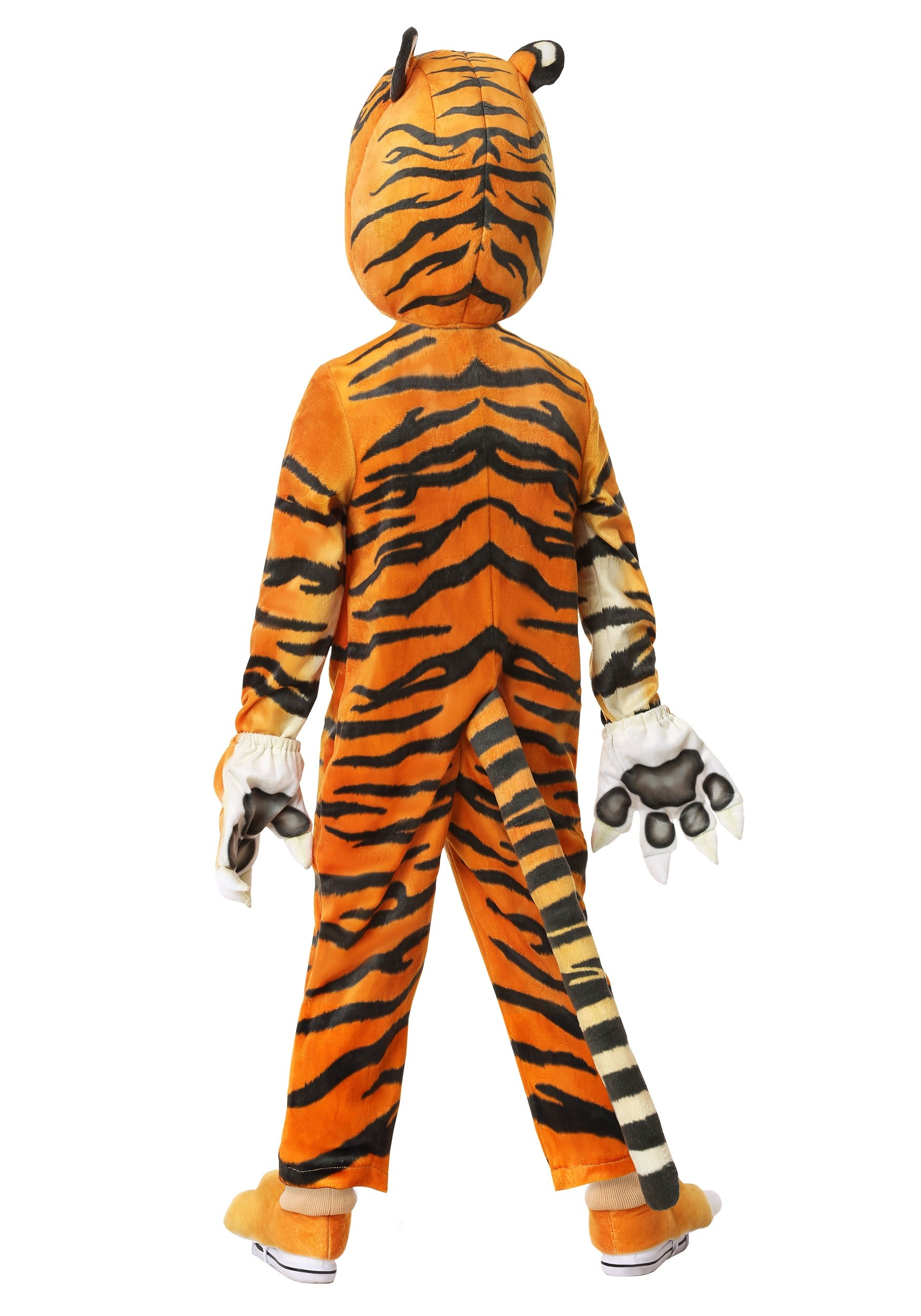 Realistic Tiger Toddler CostumeRealistic Tiger Costume