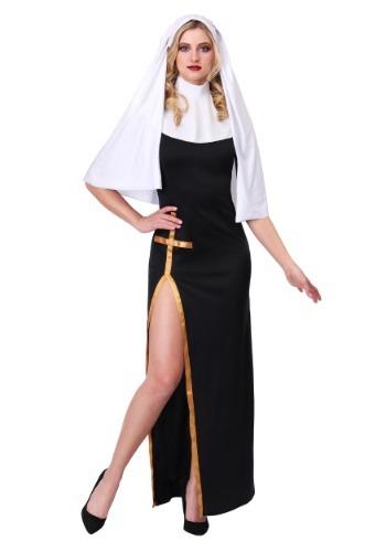 Womens Holy Nun Costume