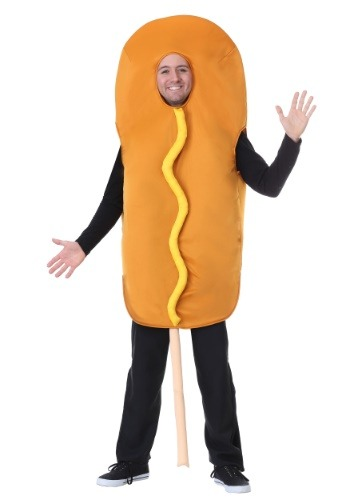 Adult Mens Corndog Costume