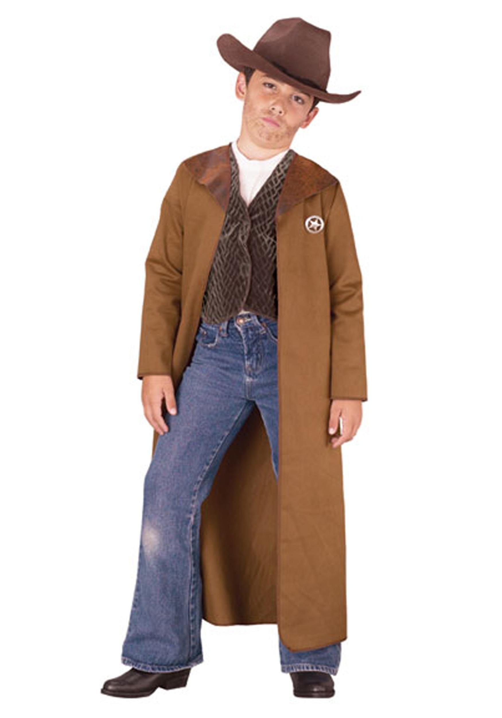 American Sheriff Costume This Kids Sheriff Costume Will