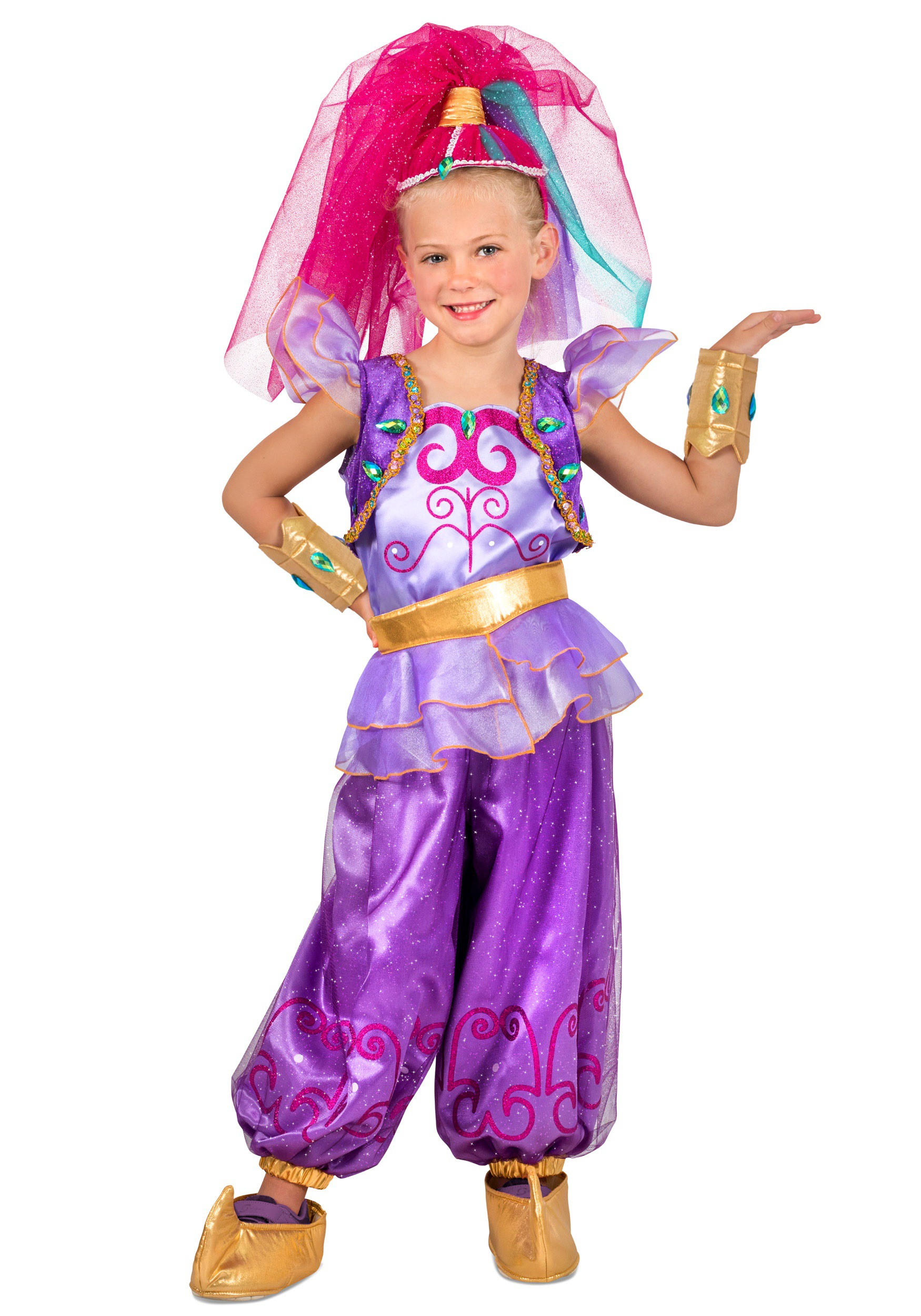 Shimmer Costume for Girls