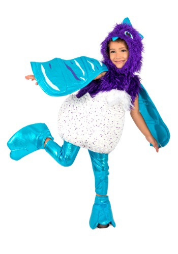 Hatchimal Hatchable Draggle Costume for Kids