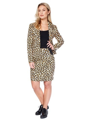 Click Here to buy Lady Jag Womens OppoSuit from HalloweenCostumes, CDN Funds