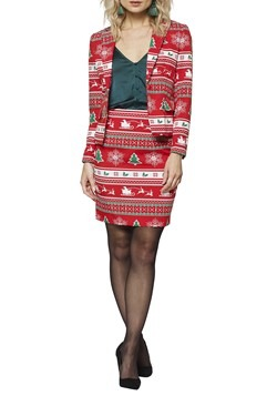 Women's Winter Wonderland Opposuit