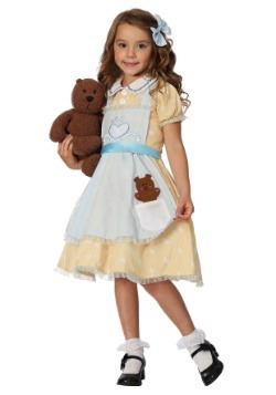 Toddler Girls Goldilocks Costume