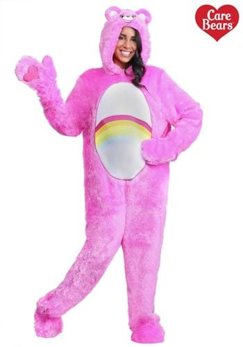 Care Bears Adult Plus Size Classic Cheer Bear Costume 2