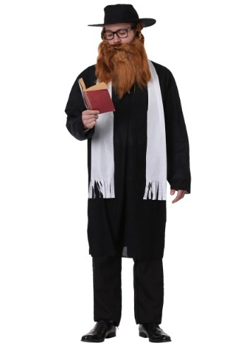 Click Here to buy Adult Rabbi Costume from HalloweenCostumes, USA Funds & Shipping