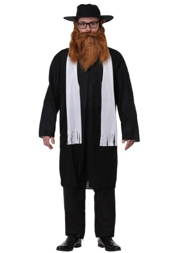 Click Here to buy Adult Rabbi Costume from HalloweenCostumes, CDN Funds