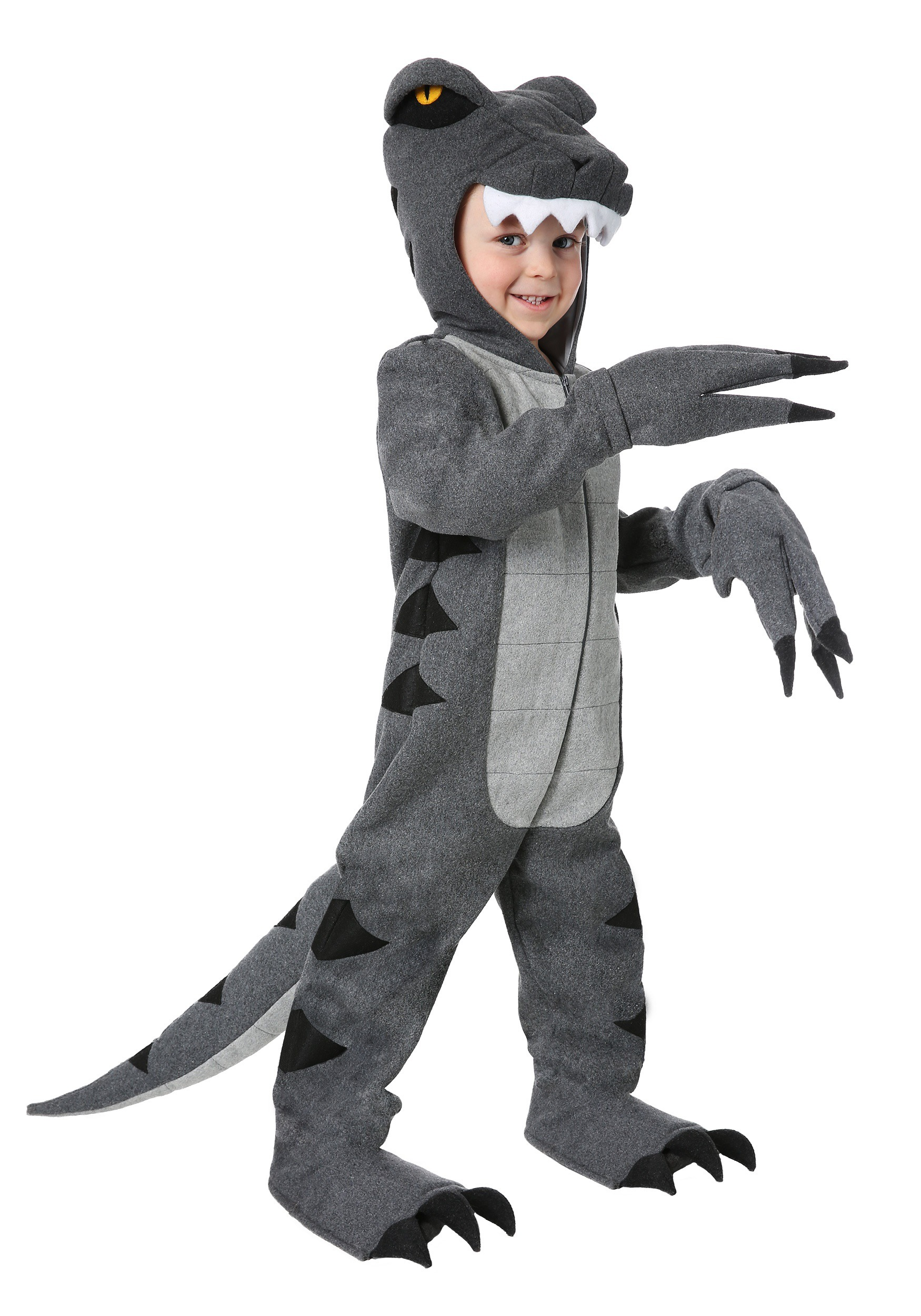 Results 181 240 of 644 for indoor halloween decorations - Toddler Woolly T Rex Costume